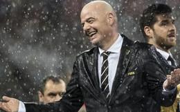 Không có ứng viên, Infantino giữ chức Chủ tịch FIFA đến năm 2023