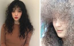 Hí hửng đi làm tóc xoăn xù mì ăn Tết, cô gái nhận về quả đầu kỳ cục không dám gặp ai