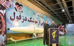 Iran hé lộ nhà máy sản xuất tên lửa nằm dưới lòng đất