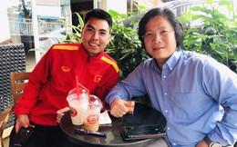 Cầu thủ Phạm Đức Huy: Không thể yêu bừa, hạnh phúc là làm bố mẹ vui
