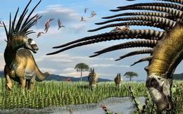 """Tìm ra con khủng long """"siêu ngầu"""": có bờm như """"trẻ trâu"""" nhưng thực chất là vũ khí chết người"""