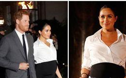 Hoàng tử Harry vô tình tiết lộ sự thật về việc Meghan có mang song thai hay không