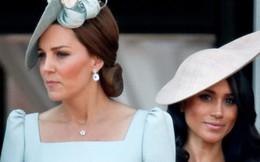 """Meghan """"tham công tiếc việc"""", đi công du cận kề ngày sinh khiến chị dâu Kate bị mỉa mai, chỉ trích vì điều này"""