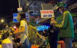 """Grab """"đểu"""" bủa vây Bến xe Miền Đông chặt chém hành khách sau Tết"""