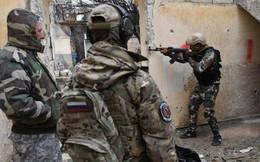 Xem lính đánh thuê Nga huấn luyện quân ở Syria