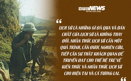 Chiến tranh bảo vệ biên giới phía Bắc 1979 trong SGK Lịch sử: Để sự thật không bị bóp méo, lãng quên