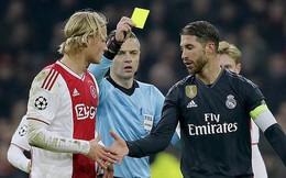 Đội trưởng của Real bị gắn mác 'trùm chơi xấu' sau hành động này ở phút 89 và đối mặt với án phạt nặng vì lỡ khai sự thật