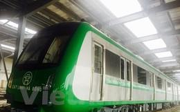 Đường sắt đô thị Cát Linh-Hà Đông sẽ được vận hành từ tháng Tư