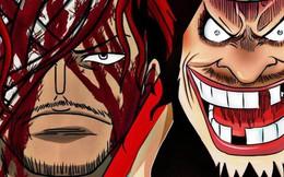 """One Piece: Hé lộ nguyên nhân chính gây nên vết sẹo của Shanks, cho thấy Râu Đen là một kẻ """"mưu sâu kế hiểm"""""""