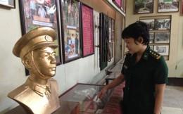Chiến sĩ công an Lê Đình Chinh - người đầu tiên bị sát hại trong cuộc chiến bảo vệ biên giới 1979
