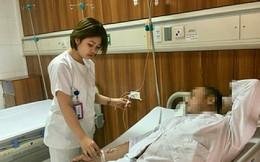 Người đàn ông suýt mất mạng vì bị rò hậu môn biến chứng nhiễm trùng