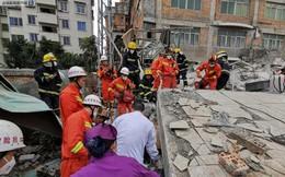 Trung Quốc: Sập chung cư, ít nhất 14 người thương vong