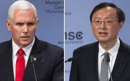 Vấn đề Biển Đông và Huawei khiến Mỹ-Trung đối đầu gay gắt tại Hội nghị An ninh Munich