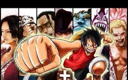 One Piece: Thất Vũ Hải ngày ấy và bây giờ, cứ tưởng mạnh lắm ai ngờ cũng thường thôi?