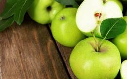 Lý do nên ăn táo xanh thường xuyên
