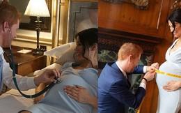 Người hâm mộ phát sốt với hình ảnh Meghan đi khám thai, Harry giúp vợ bầu tập yoga và em bé sắp chào đời phá vỡ kỷ lục này của Hoàng gia Anh