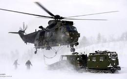 """Nga """"điếng người"""" trước đòn quân sự bất ngờ của Anh ở vùng đất nhạy cảm"""