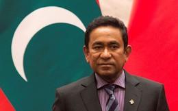 Maldives phát lệnh bắt cựu tổng thống vì tội rửa tiền
