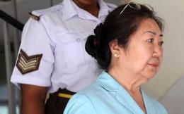 'Nữ hoàng ngà voi'bị tuyên án 15 năm tù