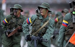 Quân đội Venezuela được đặt trong tình trạng báo động sau đe dọa từ Mỹ