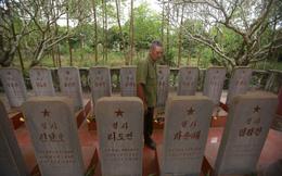 Gìn giữ bia mộ 14 phi công Triều Tiên hy sinh ở Việt Nam