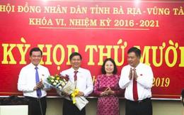 Bà Rịa – Vũng Tàu có tân Phó Chủ tịch UBND tỉnh
