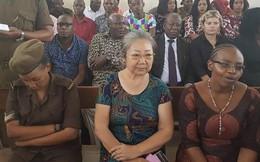 Bà trùm buôn lậu ngà voi Trung Quốc lãnh án nặng ở Châu Phi
