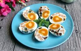 Món trứng hấp đẳng cấp nhà hàng này tưởng làm không dễ mà lại dễ không tưởng