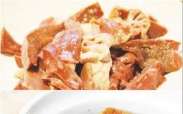 6 món ăn thuốc từ tim lợn
