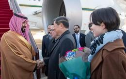 Thái tử Saudi Arabia đến Trung Quốc sau khủng hoảng ngoại giao