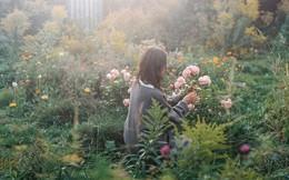 Thăm khu vườn bình yên bên hoa lá rộng 25.000m² và ngôi nhà bình dị của cô gái độc thân ở vùng nông thôn