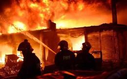 Hỏa hoạn kinh hoàng ở Bangladesh, hơn 100 người thiệt mạng