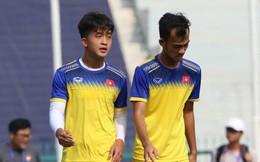 Kiến nghị đổi giờ thi đấu bất thành, U22 Việt Nam tiếp tục phải cắn răng chơi bóng trên mặt sân bỏng rát