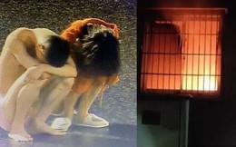 Đôi tình nhân điên rồ: Cô gái chơi lửa phóng hỏa nguyên nhà rồi kéo bạn trai ra đường trong tình trạng bán khỏa thân