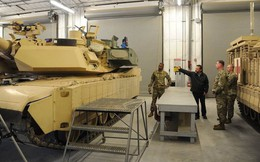 Mỹ phát triển M1A2C Abrams đáp trả T-14 Armata của Nga
