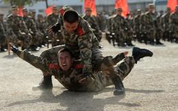 Đằng sau việc quân đội Trung Quốc giảm tập trận chung