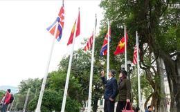 Người Hà Nội gửi thông điệp hoà bình trước thượng đỉnh Mỹ - Triều