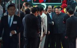 """Vừa đến Việt Nam, Chủ tịch Kim Jong-un đã nói lời """"Cảm ơn Việt Nam""""!"""
