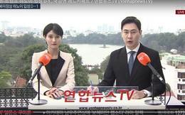 """Không chỉ có MBC News, nhiều hãng thông tấn quốc tế cũng chọn được những địa điểm """"chất"""" không kém ở Hà Nội để dẫn bản tin thời sự"""