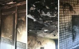 Ngôi nhà cháy rụi thành than chỉ trong chớp mắt vì sự nghịch ngợm của trẻ và lời cảnh báo cho các bậc cha mẹ