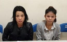 Bắt giữ hai chị em gái lừa phụ nữ bán qua Trung Quốc