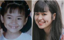 Cô bé hồi nhỏ bị trêu vì răng thỏ, mắt một mí, nay dậy thì thành công khiến ai cũng ngỡ ngàng