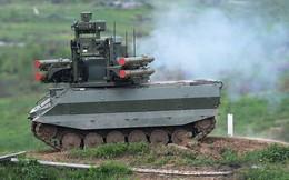 Nga phát triển mạnh các robot quân sự có trí tuệ nhân tạo