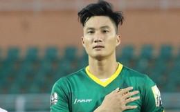 Lâu lắm rồi mới được thấy Văn Hoàng U23 phong độ và rạng ngời trên sân cỏ như thế