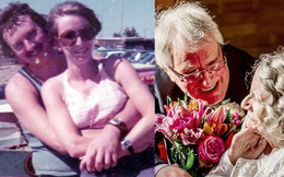 Cầu hôn mỗi năm 1 lần suốt hơn 40 năm, cuối cùng cụ ông cũng được người yêu ngỏ lời ngược lại ở tuổi thất thập cổ lai hy