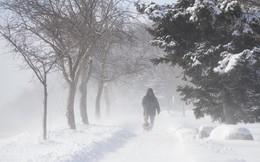 Canada chìm trong đợt giá rét nguy hiểm, lạnh tới -50 độ C