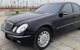 Sau gần 2 thập kỷ, chiếc Mercedes-Benz hạng sang này rớt giá chỉ bằng 2 chiếc Honda SH