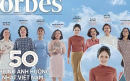 Hoa hậu Hương Giang sánh ngang cùng CEO Vietjet Air Nguyễn Thị Phương Thảo trong top 50 người phụ nữ ảnh hưởng nhất Việt Nam 2019