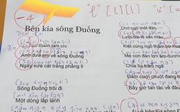 """""""Là Tiếng Việt nhưng không viết không đọc như Tiếng Việt"""", điểm thi -4, -5, môn học gì khiến sinh viên cuồng quay thế này?"""