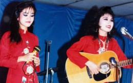 Tiết lộ ảnh 'cô Bống' Hồng Nhung hát tại Iraq lúc 19 tuổi